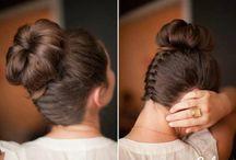 Hair / DIY creative hair