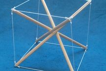 Tensegrity forms