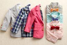 boys wardrobe / by Little Me Little  You