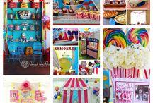 Toddler Boys Birthday Parties