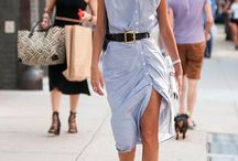 Spring/Summer 2015 Fashion Inspiration / by faith