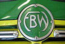♦ Auto: FBW (CH) [1922 - 1985] ♦ / FBW (1910 - 1922 - 1985), > Daimler-Benz * Franz Brozincevic Wetzikon +  Nutzfahrzeuggesellschaft Arbon & Wetzikon (NAW) * @@@ Arbon,Switzerland