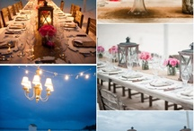 Wedding planner info / Pictures shared between wedding planner and myself about my ideas / by Sarah Knott