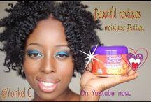 My Black Hair / Haar producten voor kroeshaar