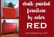 Chalk Paint ideas