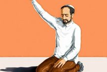Caricaturas de entidades religiosas