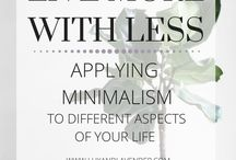 Minimalism In General