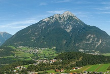 Ortschaften im Pitztal / Das Pitztal mit seinen vier Orten Arzl, Wenns, Jerzens und St. Leonhard ist ein wahres Urlaubsparadies sowohl im Sommer als auch im Winter. / by Pitztal Tirol
