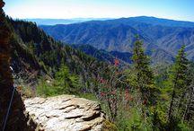NC/TN Hiking and Camping