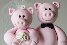 Pigs / by Ashley Van Ryn
