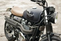 Motorcycle / Costom motor