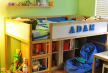 Room ideas-kids / by Sarah Hyatt