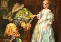 Frog Prince and other tales / Fairy tales / by Beth Marie Ricci
