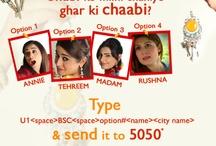 Bhabi sambhal Chabi