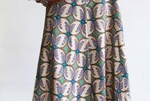 desain baju etnik