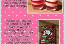 jelly puddings