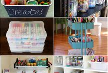 Organization :: Home and Learning Environment