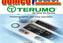 Syringe-Pump TE-331, TE-332 & Infusion-Pump TE-112