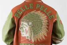 Spring 2014 / Check out the Spring '14 collection from Pelle Pelle. www.pellepelle.com