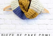 Quick Crochet Gifts / Easy crochet patterns to make for last minute gifts this Christmas Holiday season