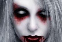 Хэллоуин / Makeup