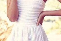 Summer/Spring Fashion / by Ashley