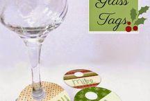 Wine Glass tags