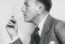theater: Love, Noel / All things Noel Coward / a gathering of images to inspire me in directing a pastiche of the Master's songs & letters, written by Barry Day