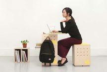 Eccentric Desk Designs / The best eccentric desk designs from TrendHunter.com