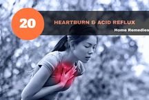 Home Remedies For Heartburn & Acid Reflux / How to get rid of heartburn & acid reflux