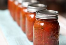 canning concoctions / by Hanna Poole