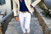 City smart man Fashion
