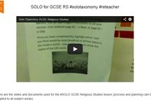 SOLO Taxonomy in Religious Studies