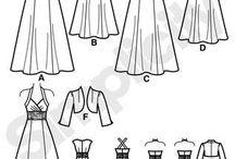 Robes dos nu