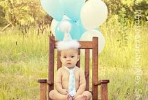 first birthday party ideas / by Gennell French