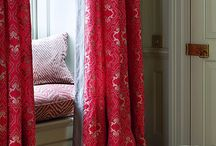 Colefax and Fowler / Colefax and Fowler fabrics and wallpapers from Vanilla Interiors www.vanillainteriors.co.uk