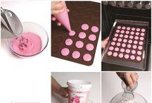 Macaron Pavonidea / Mix Macarons è il nuovissimo preparato studiato da Pavoni per creare i Macarons in modo semplice e veloce