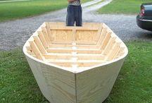 Bygga småbåt