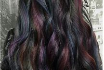Hair - fun colours