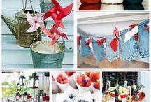 Fourth of July Wedding Bash ☀️