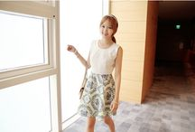 Dress / Korea Womens Luxury Shopping Mall mimindidi Dress