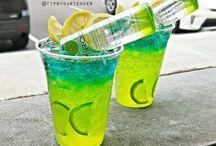 napoje- alkohol, shoty