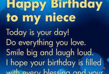 verjaarsdag niggie