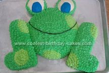 Cake/B-day Party Ideas / by Christy Tutor
