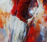 dipinti donne