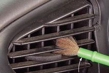 Cleaning tips and tricks / by Melissa Hale
