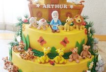 arche Noah Torte