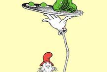 Dr. Seuss <3