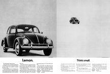 Advertising - Print / Selection of advertising print