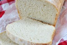 Food - Bread Recipes / by Ammie Howell